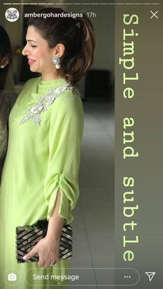 Kurta Designs Women, Kurti Neck Designs, Kurti Designs Party Wear, Blouse Designs, Sleeve Designs, Pakistani Fashion Casual, Pakistani Dress Design, Pakistani Dresses, Indian Designer Outfits
