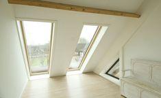 Attic Master Bedroom, Attic Bedrooms, Attic Renovation, Home Spa, Second Floor, Building A House, Interior Design, Daken, Loft Conversions