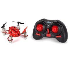 World Tech Toys 2.4Ghz 4.5 Ch Micro Supernova Quad-Drone Remote Control Quadcopter