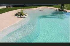 piscina playa artificial