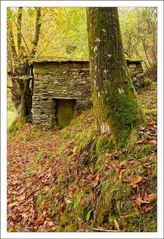 O #Courel   #Galicia  #Spain Otoño en Galicia