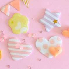 Plastic Resin, Shrink Plastic, Diy And Crafts, Polymer Clay, Scrapbook, Resins, Clay Ideas, Accessories, Manualidades