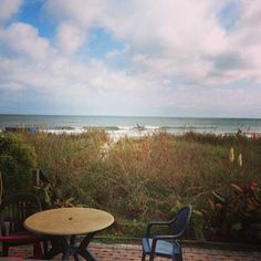 Molly Darcys on The Beach - Irish Pub 1701 South Ocean Boulevard, N Myrtle Beach, SC 843-272-5555 Ocean view from the patio