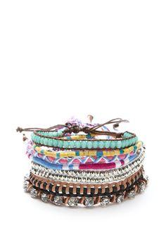 Multi Boston Bracelet