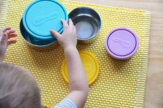 Lid matching - How We Montessori