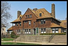 Freer House in Detroit
