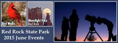 2015 June Hikes and Events at Red Rock State Park