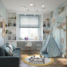 Kids Bedroom Designs, Baby Room Design, Boys Bedroom Decor, Childrens Room Decor, Home Room Design, Baby Room Decor, Boy Bedrooms, Boys Bedroom Wallpaper, Ikea Kids Room