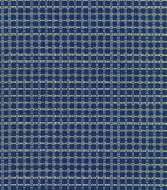 Upholstery Fabric-Waverly Mandalay Evening Sky