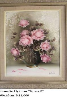 jeanette dykman artist - Google Search Art Floral, Creativity, Google Search, Frame, Artist, Home Decor, Picture Frame, Decoration Home, Flower Art