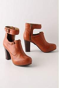 Steeplechase Ankle Boots - Anthropologie