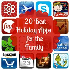 20 Best Holiday Apps for the Family