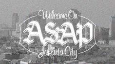 Typography Asap Jakarta