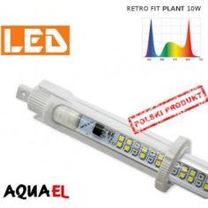 Polecamy rewelacyjny zamiennik LED dla świetlówek liniowych T8 i T5 - RETRO FIT firmy AQUAEL! NOWOŚĆ!.  Ledowe moduły RETROFIT to nowoczesne oświetlenie LED o regulowanej długości, które jest idealnym zamiennikiem dla liniowych świetlówek T5 i T8 stosowanych do niedawna jako standardowe światło w pokrywach oświetleniowych.Polecamy na aqua-light.pl