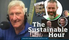 Changing the story one low-carbon lover at a time | A lowcarbon-loving author, an American economist, a local expert in Geelong's history and Terminator help us change the story as we roll out The Sustainable Hour no. 207 on 14 March 2018 on 94.7 The Pulse.