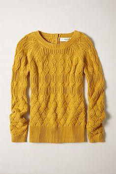 Mustard Knit.