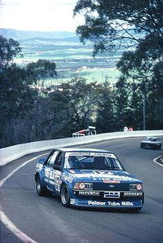 🔥 'Straya Dick Johnson in the XD Falcon in 1981 Photographer Unknown Australian V8 Supercars, Australian Muscle Cars, Aussie Muscle Cars, V8 Cars, Drag Cars, Touring, Ford Motorsport, The Great Race, Ford Falcon