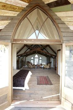Fish Creek Church House in Grand Designs Australia s1.