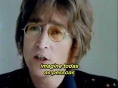 Imagine - John Lennon (Legendado) Excellent !!!