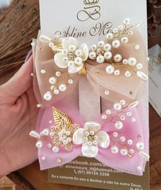 Pink Hair Bows, Japan Fashion, Baby Bows, Cool Baby Stuff, Chinese Art, Little Princess, Diy Hairstyles, Hair Clips, Projects To Try