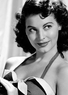 "classic-hollywood-glam: "" Ava Gardner """