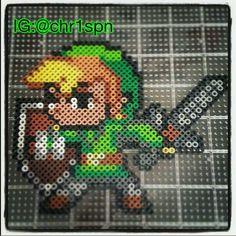 Toon Link perler
