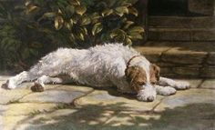I love this painting by Herbert Thomas Dicksee, Victorian era artist.