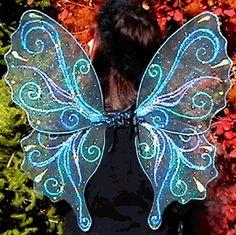 Adult fairy wings fancy dress costume ideas