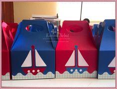 Buenos días!!!   Empezando el año se celebró el primer añito de Noah,   al estilo marinero. Para la ocasión, hicimos   las invitaciones, d... Anchor Birthday, Navy Birthday, Kids Birthday Themes, Mickey Birthday, Baby First Birthday, Sailor Party, Sailor Theme, Nautical Mickey, Nautical Party