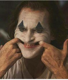 Photograph of Joaquin Phoenix as Joker lightly edited