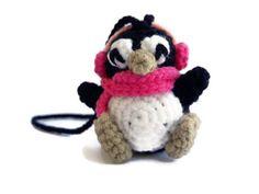 Penguin Christmas Tree Ornament Milk-Silk Cotton Christmas