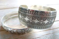 Armband tibetaans zilver www.villavica.nl