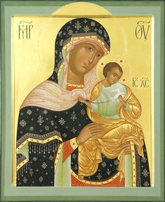 Konevsk Icon of Theotokos