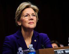 Elizabeth Warren Fires Back at Centrist Dems on Social Security
