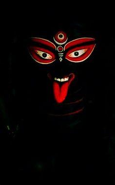 Kali Shiva, Kali Hindu, Kali Mata, Shiva Art, Hindu Art, Indian Goddess Kali, Goddess Art, Durga Goddess, Indian Gods