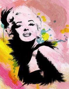 Marilyn Monroe  compañera de cumpleaños