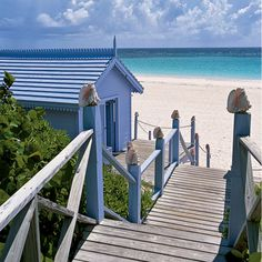 Pink Sands Resort - Luxury Destinations for Less - Coastal Living Harbour Island Bahamas, Harbor Island, Pink Sand Beach, Ocean Beach, Bahamas Beach, Bahamas Vacation, Pink Sands Resort, Relax, I Love The Beach