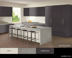 Design Your Own Colour Schemes For Kitchens And Wardrobes. Choose Your  Colours Online And Preview