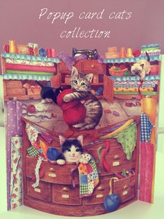 #popup #cats #mycollection #cottage