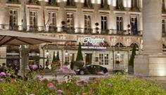 Grand Hotel de Bordeaux & Spa: In a Golden Triangle location, the 150-room Grand Hotel de Bordeaux is a stately escape.