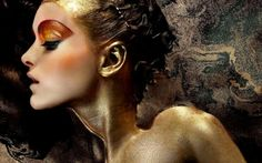 Makeup Girl HD Wallpaper