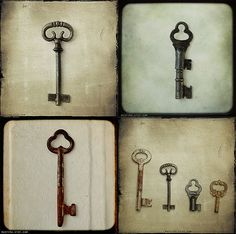 Skeleton Key Antique and Moody Photography by RustikaPhotography, $40.00