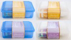 Billies BOX - waschbare Feuchttücher + Lotion