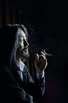 """Yohji Yamamoto """"My role in all of this is very simple. I make clothing like armor. My clothing protects you from unwelcome eyes."""""""
