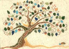 Karla Gudeon, Tree of Life (horiz)