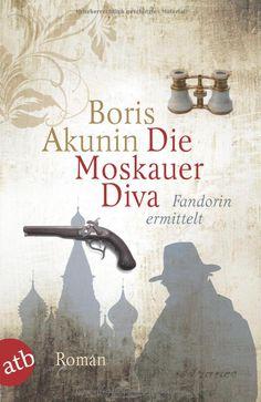 Und der letzte Fandorin: Die Moskauer Diva. Es gibt noch einen - aber nur auf Russisch...