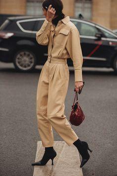 I look più originali e le nuove tendenze di street style direttamente dalla Paris Fashion Week Autunno Inverno 2018 2019
