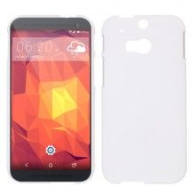 Carcaça HTC One M8 Ultra Slim Branca R$26,30