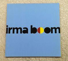 Irma Boom biography - KAITLYNJEFFER$