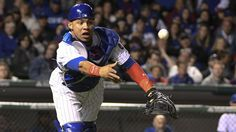 #43. Willson Contreras: CHICAGO CUBS -Catcher - Contreras has really been rounding into form at the plate, and behind the plate he's been an excellent catch-and-throw guy. - MLB Top 50 player rankings: Ranking the top 50 players in MLB so far this season based upon their performance so far - AUGUST 4, 2017